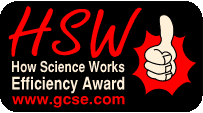 How Science Works Efficiency Award